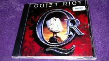 QUIET RIOT japan cd QR paul shortino 25DP 5218 free US shipping