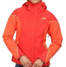 NWT Womens North Face Melon Red Boundary Triclimate Winter Ski Jacket XS $260