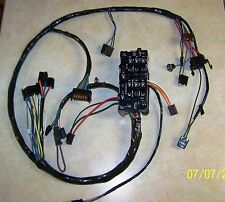 1969-72 Chevy or GMC Pickup New Dash Harness with Gauges