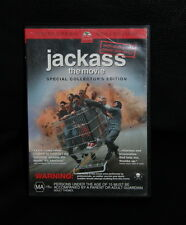 DVD - JACKASS the movie - Johnny Knoxville - Widescreen Collection