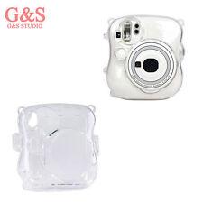 Fuji FujiFilm Instax MINI 25 Photo Polaroid Camera Crystal Protect Case - Clear