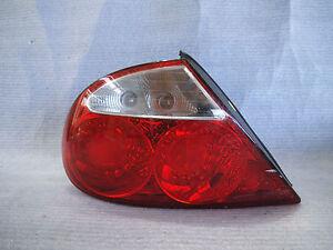2000-2004 JAGUAR S-TYPE LH DRIVERS SIDE TAIL LIGHT OEM