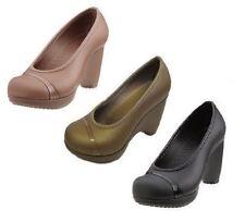 Platform & Wedge Slip On Heels for Women