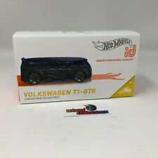 Volkswagen T1-Gtr Speed Rigs * Hot Wheels id Cars * Hh1