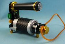 Motor de arranque eléctrico para motores 3.5cc a 30cc bote de gas Nitro Lipo