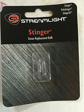 STREAMLIGHT STINGER & POLY STINGER BULB 75914 STINGER XT POLYSTINGER BRAND NEW
