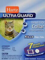 HARTZ - Ultra Guard Flea & Tick Collar For Cats & Kittens - 7 Month Proctection