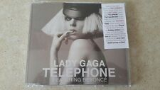 LADY GAGA  & BEYONCE  Telephone 2 TR PROMO HEBREW ISRAELI PROMO  CD  SINGLE