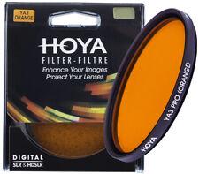 Hoya 58mm YA3 Orange PRO HMC Colour Lens Filter - New and Sealed UK Stock
