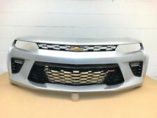 2016 2017 2018 chevy camaro SS front bumper 84140647 (switchblade silver) #49