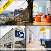 Kurzurlaub Salzburg 2 Tage 2 Personen a&o Hotel Hotelgutschein Urlaub Österreich