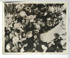 ORIGINAL 1941 SYRIANS STARVING PHOTO BY FRENCH FORCES VINTAGE VICHY CRUELTY