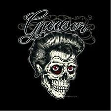 * T-Shirt Tattoo Rockabilly Skull Totenkopf Motiv *1080