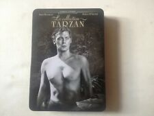COFFRET COLLECTOR METAL 4 DVD / 6 FILMS-LA COLLECTION TARZAN VOL.1 - WEISSMULLER
