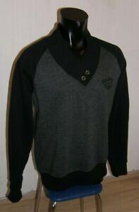 Jack Daniels Old No. 7 Sweatshirt schwarz Gr. XL mit Aufdruck Pullover Sweater