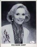 EVA MARIE SAINT JSA Coa Hand Signed 8x10 Photo Autograph Authentic