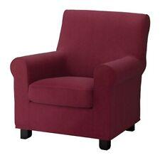 Ikea Gronlid Armchair Cover - Tallmyra Dark Red 803.990.10