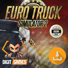 Euro Truck Simulator 2 - Steam Key / PC & Mac Game - New / Driving [NO CD/DVD]