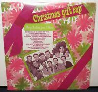 MOTOWN CHRISTMAS GIFT WRAP DIANA ROSS TEMPTATIONS (VG+) MS 725  VINYL LP RECORD
