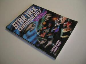 The Star Trek Chronology - The History of the Future, Okuda, OTTIMO!