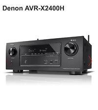 Denon AVR-X2400H 7.2 Kanal 150W AV-Receiver - Schwarz #1538