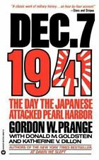 Dec. 7, 1941: The Day the Japanese Attacked Pearl Harbor, Prange, Gordon W, Dill