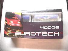 Dick Cepek Eurotech 4000E Slimline Rectangular Ion Driving/Fog Light Set - NIB