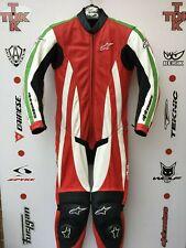 Alpinestars Monza ducati One Piece Race suit with hump uk 42 euro 52