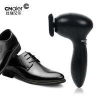 Portable Shoe Shine Brush Electric Shoes polisher for Cleaning Leather Care Kit