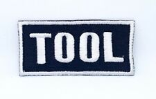 TOOL PUNK ROCK MUSIC METAL EMO GOTH IRON SEW ON EMBROIDERED PATCH