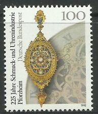 GERMANY. 1992. Pforzheim Watch Making & Jewelery Commemorative. SG: 2476. MNH.