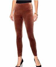 MarlaWynne Velvet Solution Leggings Bronze Size M BNWT NEW