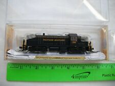 Bachmann 64253 Dcc, Alco Rs3 Rs-3, Wm 198, Diesel Locomotive Engine, N Scale