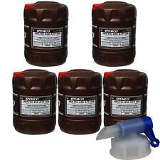 5x 20 Liter PEMCO Automatikgetriebeöl iMATIC 430 ATF DIII Öl inkl. Auslaufhahn
