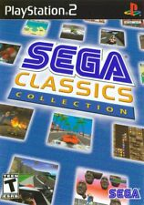 Sega Classics Collection (2005) Brand New Factory Sealed USA Playstation 2 PS2