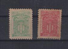 1899 CATALUNYA Programa catalanista 1er concert economice Nathan C-11 r