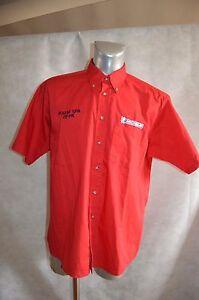 Shirt Of Work Edward/Michelin Size XL Blouse /Shirt/ Camicia/ Work Shirt