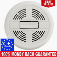 First Alart Smoke Alarm Ionisation Smoke Alarm 9V Battery Powered Fire Alarm