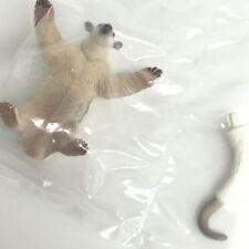 Kaiyodo Capsule Q Museum Miniature Figure Anteater Tamandua Beige Japan