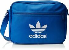 New Adidas ORIGINALS Airline Adicolor Bag /messenger bag/laptop sleeve/blue