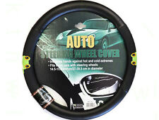 COMFORT GRIP STEERING WHEEL COVER GREEN FROG INSULATED