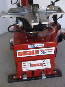 COATS® 70X-AH-1 Tire Changer - Remanufactured with warranty