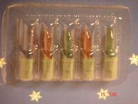 Xmas bulbs--2.4v 0.17w coloured