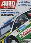 AUTO HEBDO n°1532 du 8 Février 2006 WRC SUEDE DAKAR MAZDA MX5 FORD FOCUS ST