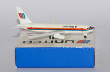 Schabak Boeing 767-222 United Airlines  2nd version in 1:600 scale