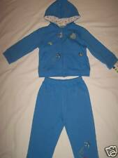 "MAYFAIR 2-PC ""BUG THEME"" SWEAT SUIT SZ 18 MO NWT"
