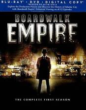 Boardwalk Empire: The Complete First Season (Blu-ray Disc, 2012, 9-Disc Set) NEW