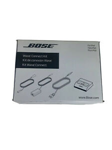 Bose Wave Music System Connect Kit for iPod Docking Station120v, Open box