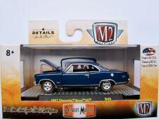 1967 Chevrolet Nova SS  dunkelblau  / M2 Machines 1:64