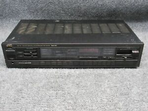 JVC Model RX-111BK Stereo FM/AM Digital Synthesizer Receiver *Tested Working*